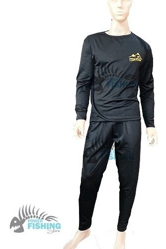 Conjunto Térmico Camiseta + Pantalón - Primera Piel Talle Xl