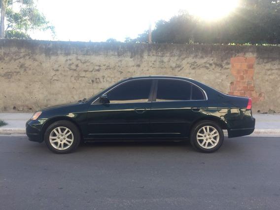 Honda Civic 2002 - Automático/gnv