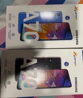 Samsung A70 Telcel 256gb Sellado