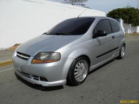 Chevrolet Aveo 2p Automatico