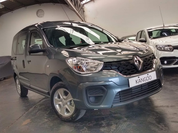 Renault Kangoo Zen 0km 2020 Promo Online Marzo (mac)