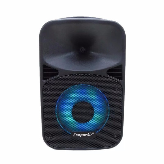 Caixa De Som Ecopower Ep-s308 8