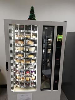 Maquina Dispensadora De Alimentos 10 Niveles