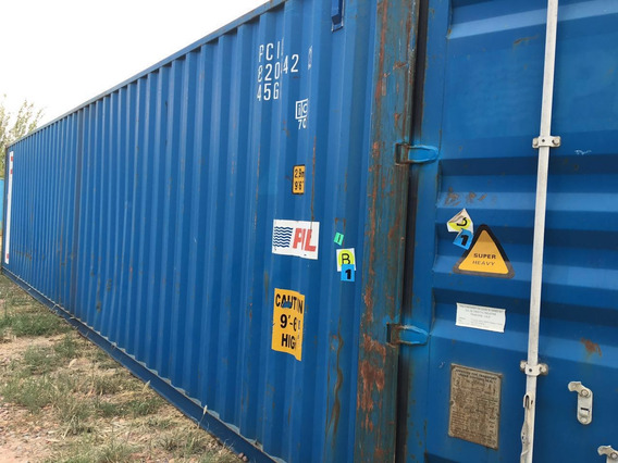 Contenedores Maritimos 20 Containers Mendoza General Alvear.