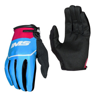 Luvas De Trilha / Motocross / Bike Ims Power Azul