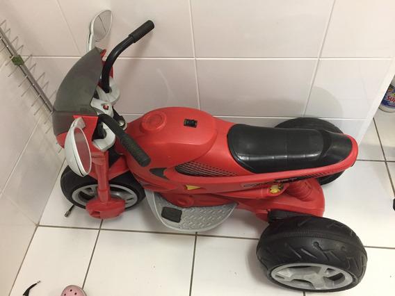 Triciclo Elétrico Infantil 12v