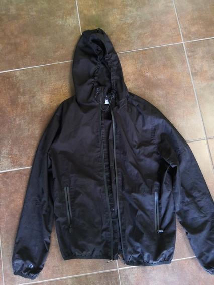 Jacket Bershka Color Negro - Oferta!