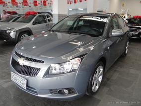 Chevrolet Cruze 1.8 Lt Aut. Completo + Bancos De Couro /2013