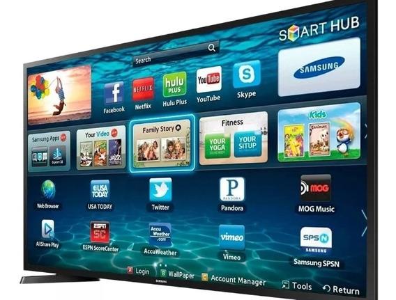 Smart Tv 32 Polegadas Samsung Wiffi Bluetooth Acesso A Inter