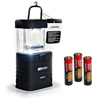 Lampião Compacto Talino Nautika 11 Leds Barraca Tenda