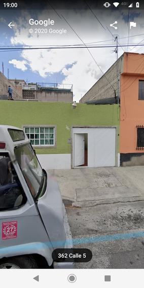 Casa De Oportunidad En Azcapotzalco