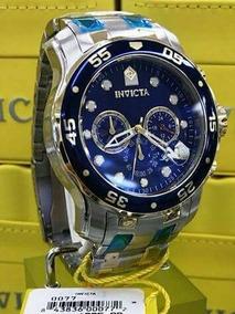 Relógio Invicta Pro Diver 0077 Com 1 Ano De Garantia Mais Nf