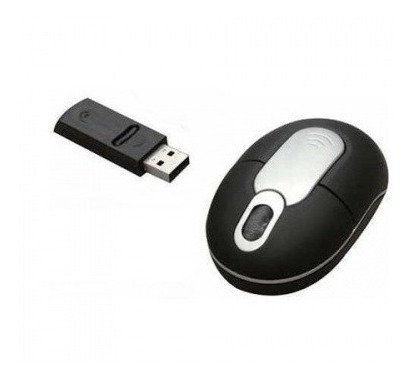 10 Mouse Optico Sem Fio Usb - Wireless