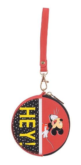 Necessaire Porta Moeda Mickey Disney 14412 Original