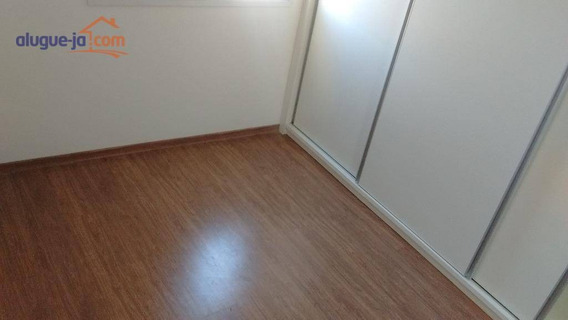 Apartamento Com 2 Dormitórios Para Alugar, 64 M² Por R$ 1.300,00/mês - Jardim Satélite - São José Dos Campos/sp - Ap3709