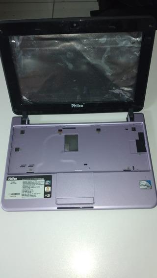 Carcaça Netbook Philco 10b