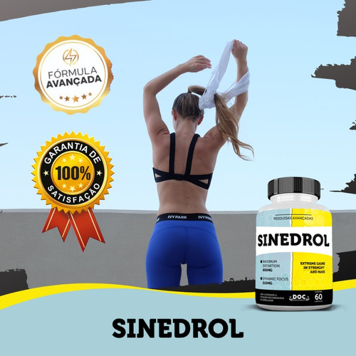 sinedrol preço