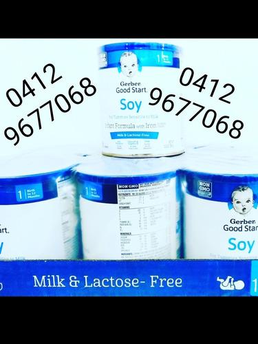Sin Lactosa De Soya