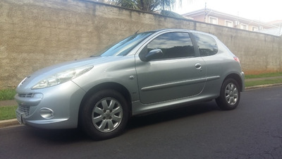 Peugeot 207 Xr-sport 1.4 Flex 2 Portas