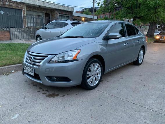 Nissan Sentra Exclusive A/t Nuevo!! Permuto, Financio!!!