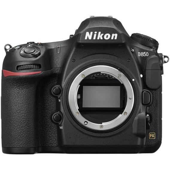 Corpo Nikon D850 4k Fx 45.7mp