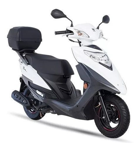 Suzuki - Burgman 125 | Haojue - Lindy 125 Cbs 2021 - ( J )