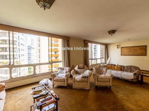 Apartamento À Venda No Higienópolis, 3 Dormitórios, 1 Suíte, 2 Vagas De Garagem - Ap00841 - 69378870