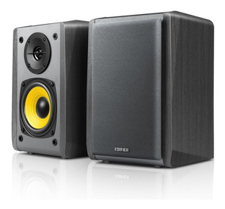Parlantes Edifier R1000 T4 Wood 2.0 24 Watts Rms