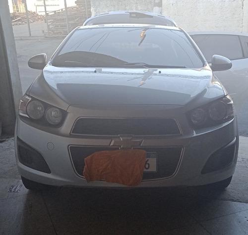 Imagem 1 de 15 de Chevrolet Sonic 2013 1.6 16v Lt Aut. 5p