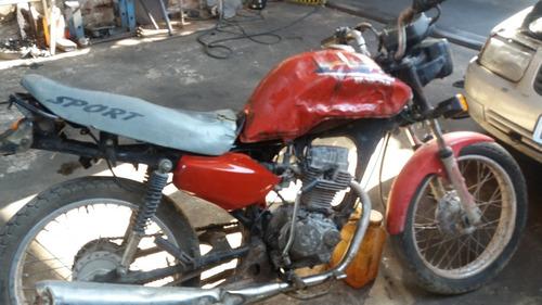 Imagem 1 de 1 de Honda Cg 99 125cc