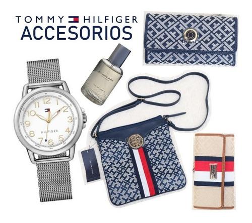 Bolso Cartera Billetera Tommy Hilfiger Reloj Perfume