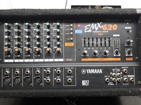 Mesa De Som Yamaha Amplificada