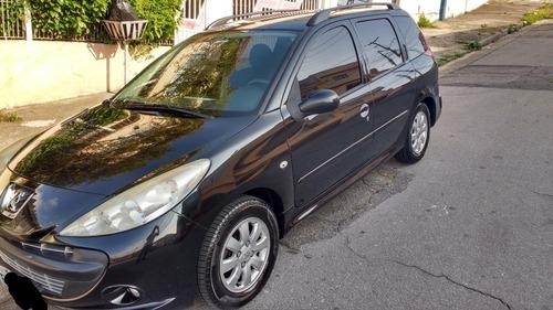 Peugeot 207 Sw 2011 1.4 Xr Sport Flex 5p