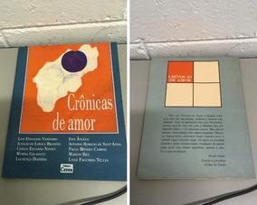 Crônicas De Amor-livro