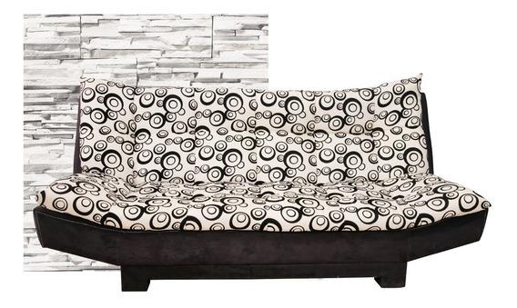 Sofa Cama Individual Junior Moderno Salas Minimalista