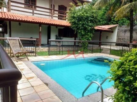 2 Casas Com 3 Quartos Cada Uma À Venda, 240 M² Por R$ 600.000 - Laranjal - São Gonçalo/rj - Ca0001