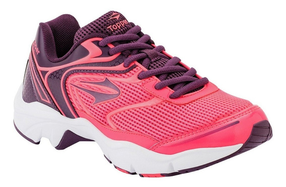Topper Zapatilla Softrun Running Training Mujer Oferta Dep