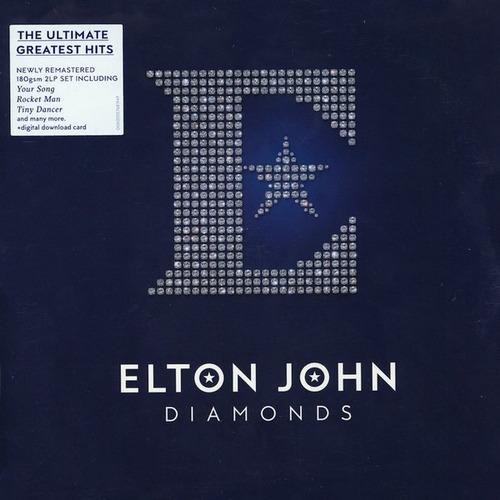 Elton John - Diamonds (vinilo Doble Nuevo)