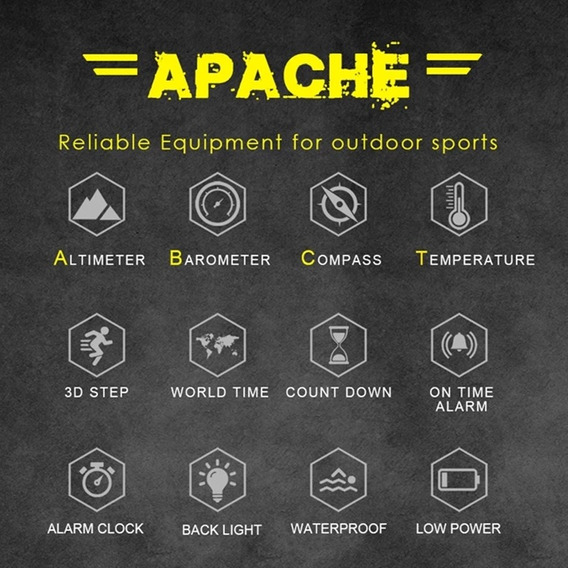 Apache - North Edge