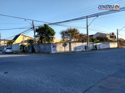 Terreno À Venda, 590 M² Por R$ 1.100.000 - Santa Quitéria - Curitiba/pr - Te0026