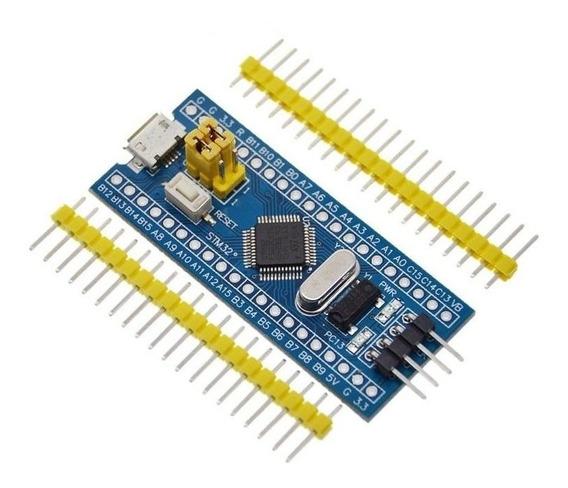 Stm32 Placa Desenvolvimento Stm32f103c8t6 Arduino