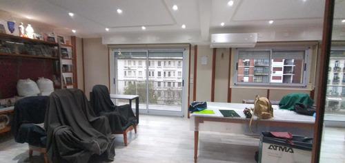 Imagen 1 de 19 de 4 Amb Venta, Totalmente Refaccionado A Nuevo!!balcon, Frente