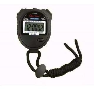 Cronômetro De Mão Digital Progressivo Resistente Água Xl-021