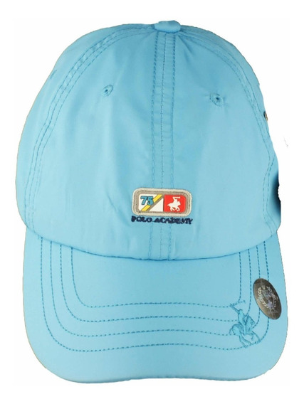 Gorra Polo Academy Tipo Dry Fit Adulto Poliéster Pc-015