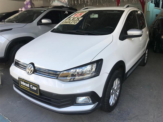 Volkswagen Crossfox 1.6 Msi Flex 4p Manual 2015