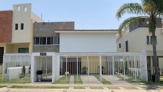 Casa En Venta Jardin Real, Zapopan Jal.