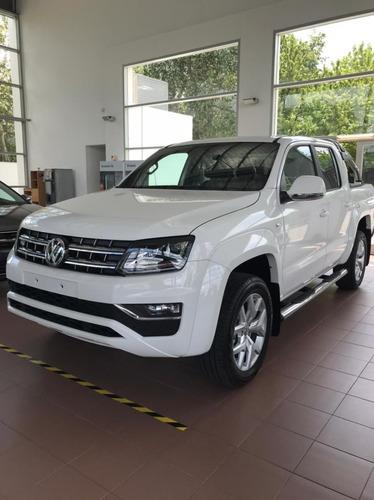 Volkswagen Amarok V6 Anticipo $77.000 Cuotas Fijas 0km 0% D-