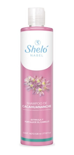 Shampoo De Cacahuananche Crece Cabello Evita Caida Y Grasa