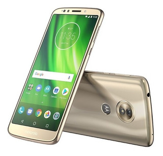 Celular Libre Motorola Moto G6 Play 32gb 13mp/8mp 3gb Ram