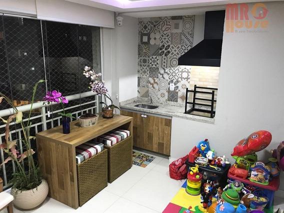 Apartamento Residencial À Venda, Vila Gumercindo, São Paulo. - Ap0572